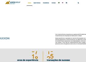 axxongroup.com.br
