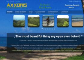 axxoris.com