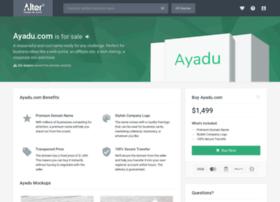 ayadu.com