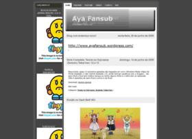 ayafansubber.blogspot.com