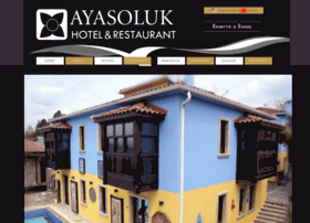 ayasolukhotel.com