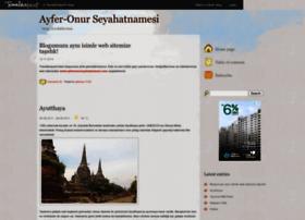 ayferonur.travellerspoint.com