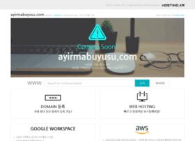 ayirmabuyusu.com