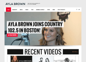 aylabrown.com