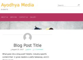 ayodhyamedia.com