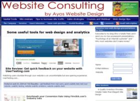 ayoswebdesign.com