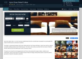 ayre-grancolon-madrid.hotel-rez.com