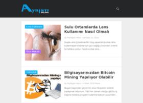 ayrintiblog.com