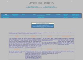 ayrshireroots.co.uk