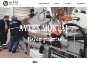 aytekmontaj.com.tr
