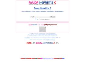 ayuda-hepatitis-c.es