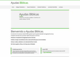 ayudasbiblicas.com