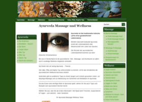 ayurveda-massage-wellness.de
