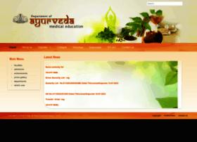 ayurveda.kerala.gov.in