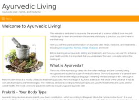 ayurvedicliving.org