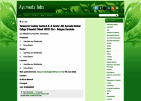 ayurvedjobs.in