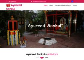 ayurvedsankul.com