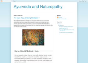 ayurvedyam.blogspot.in