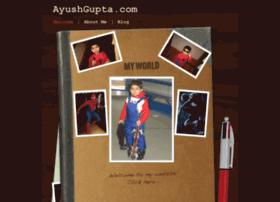 ayushgupta.com