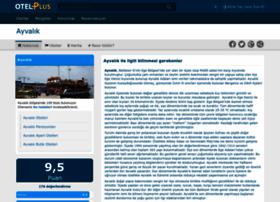 ayvalik.otelplus.net