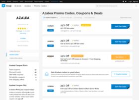 azalea.bluepromocode.com