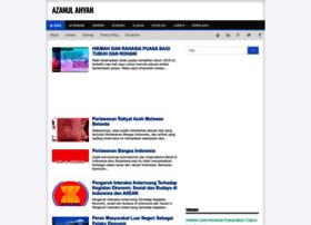 azanulahyan.blogspot.com