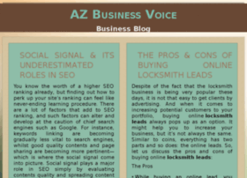azbusinessvoice.com