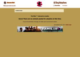 azdogadoptions.rescueme.org