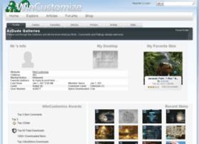 azdude.wincustomize.com