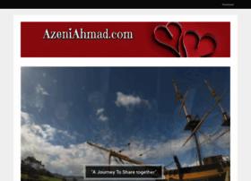 azeniahmad.com