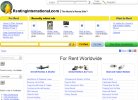 azerbaijan.rentinginternational.com