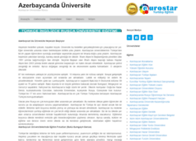 azerbaycandauniversite.com