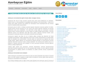 azerbaycanegitim.com