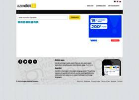 azerdict.com