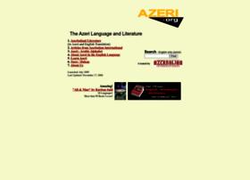 azeri.org