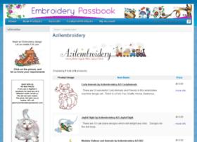 azilembroidery.com