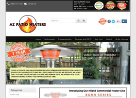 azpatioheaters.com