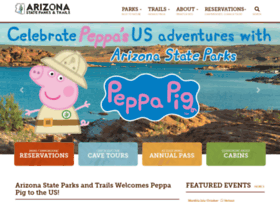 azstateparks.com