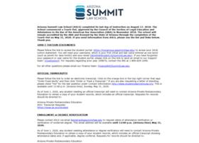 azsummitlaw.edu