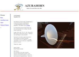 azurahorn.com