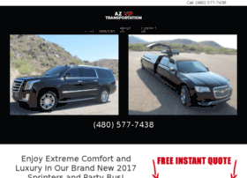 azviptransportation.com