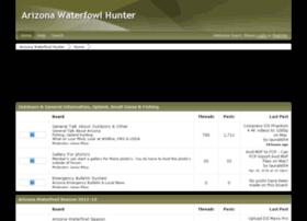 azwaterfowl.proboards.com