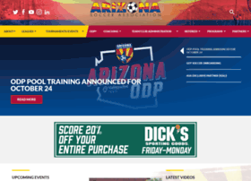 azyouthsoccer.org