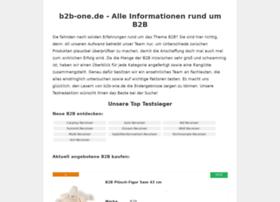 b2b-one.de