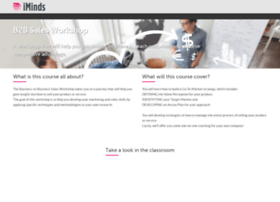 b2b-sales.iminds.be