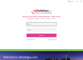 b2b.adholidays.com