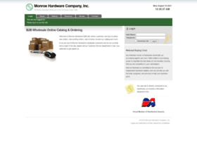 b2b.monroehardware.com