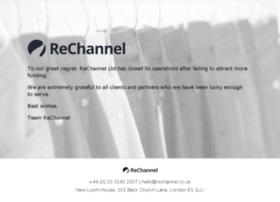 b2b.rechannel.co.uk