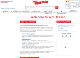 b2b.wbmason.com