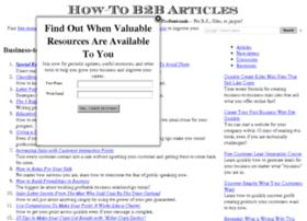 b2barticles.com